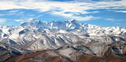 1万年前人类已进入青藏高原海拔4000米区域 (新浪科技配图)