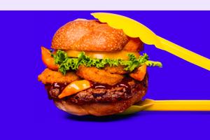 """美国公司发明出""""素肉汉堡"""" 历时5年耗费8000万美元"""
