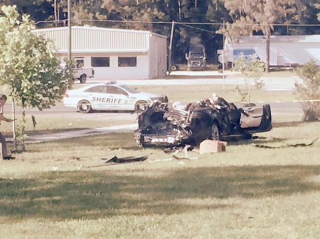 特斯拉在今年5月曾发生一起致死车祸