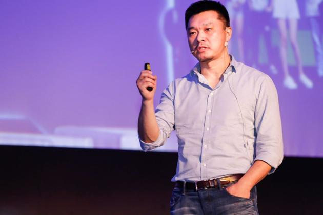 微软Xbox事业部中国区总经理谢恩伟