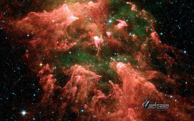 船底座星云,这是一片巨大的恒星新生区,这里正在孕育着一大批崭新的恒星。在过去的几年间,多个中微子实验项目都检测到了疑似轻子电荷共轭-宇称破坏(CP violation)的迹象,关于这些实验结果背后的深意,将对我们认识宇宙具有重要意义