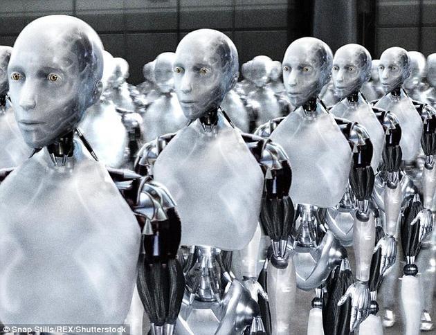 将来我们或许能利用这种材料,打造出一支无所畏惧、思想统一的机器人军队。