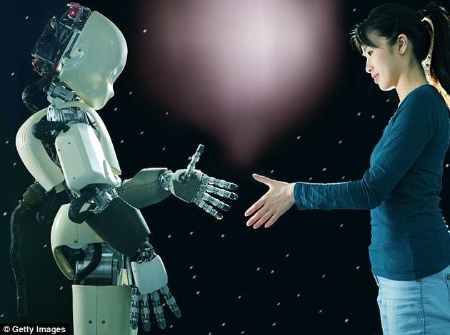 科学家计划研发具有情感的机器人:能像人类一样思考