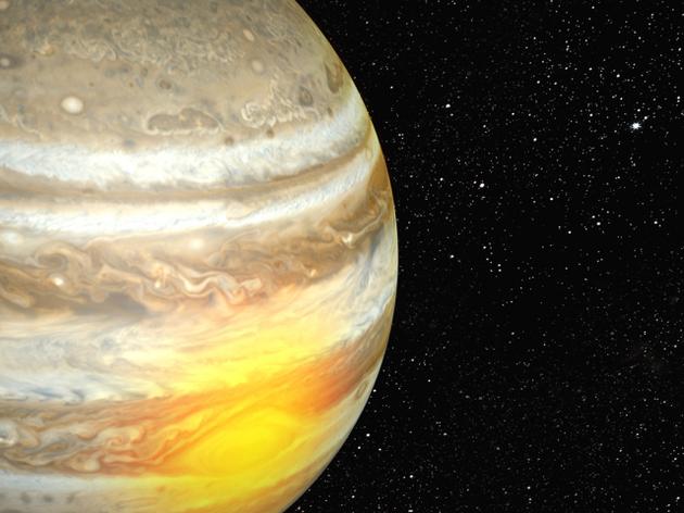 木星可见光环之上的高空出现不同寻常的高温,这种现象可能并非太阳系独有的。