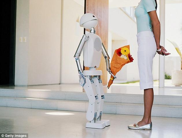 """日本电子产品巨头索尼也将目光转向了机器人,该公司宣布,将研发一款能够""""建立情感联系""""的机器人。"""