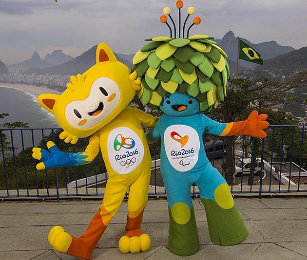 里约奥运会吉祥物