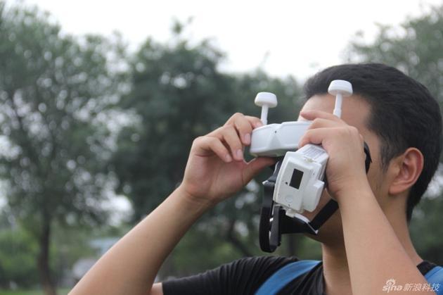 VR眼镜实时图传