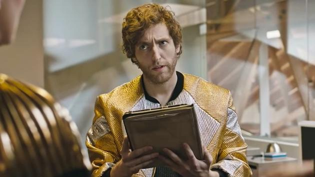 硅谷男主 Thomas Middleditch 主演