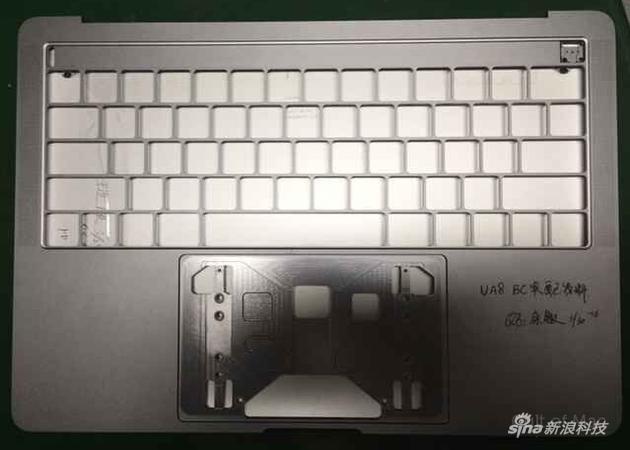 传闻中新MacBook Pro的零件