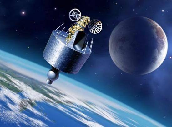 """量子通信领域的最强音:""""量子卫星""""实现精准定位"""