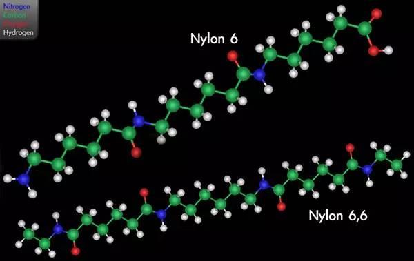 两种常见尼龙的结构