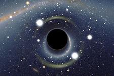 """科学家首次观察到""""霍金辐射""""现象:黑洞向外发射微弱粒子"""