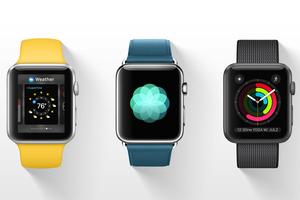 Apple Watch秋季发布?外观不变 增加GPS但没有4G功能