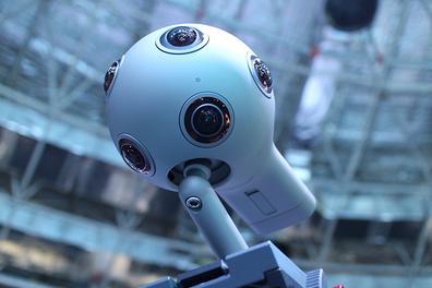 诺基亚OZO虚拟现实摄像机