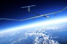 """""""伪卫星""""无人机Zephyr:太阳能驱动能在空中停45天"""