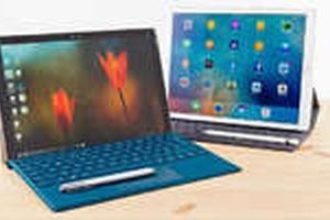这就尴尬了:iPad Pro上市后Surface销量翻了几番
