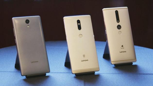 联想推出的Android手机