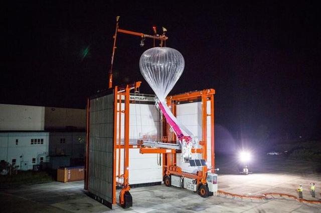 谷歌气球互联网项目换帅:为该项目未来蒙上阴影