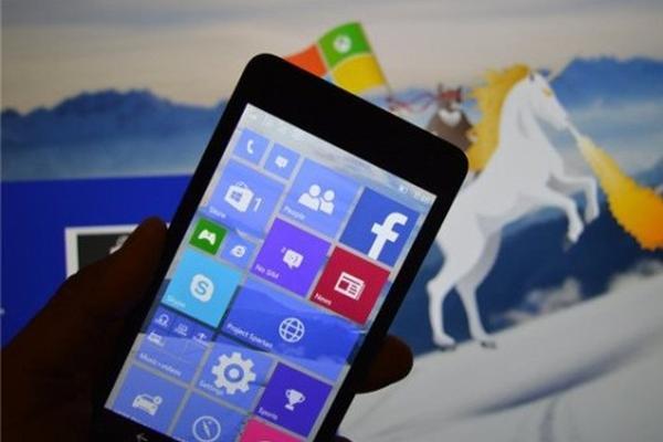 已有14%的WP手机运行Windows 10 Mobile