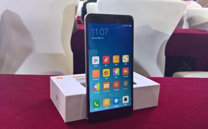 """红米Note 4发布:中线对称设计专治""""强迫症"""""""