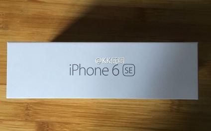 """所谓的""""iPhone6 SE""""只是一张PS过的照片而已"""