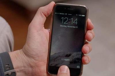 苹果公司防盗新专利:用iPhone收集小偷指纹和照片