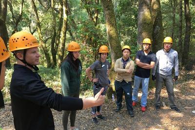硅谷创新训练营手记第三日:野外团建和Uber总部