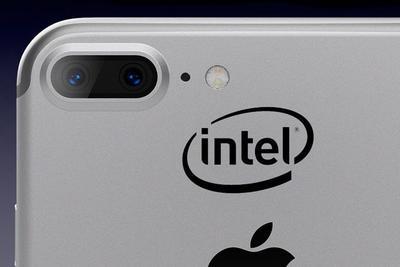 传苹果iPhone最早将于2018年配备英特尔处理器