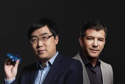 滴滴收编Uber :网络约车市场演绎