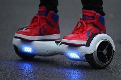 上海集中整治电动平衡车滑板车上路行驶