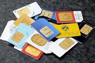 """非实名制电话卡仍可在网上购买 虚拟运营商""""叫屈"""""""