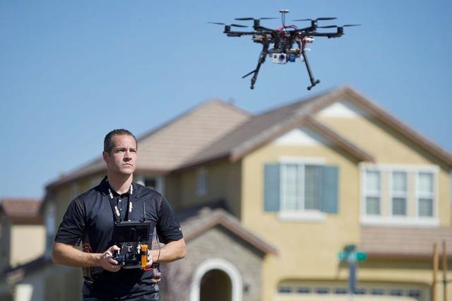 美国商用无人机新规正式生效:限高限重 需考操作执照