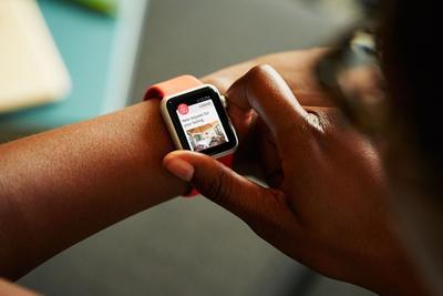 据说下一代Apple Watch电池会比现在大35%
