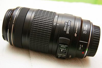 佳能EF 70-300mm f/4-5.6 IS USM II仍有可能在年内发布