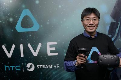 想买VR头盔请直接剁,因为HTC Vive暂不会有第二代