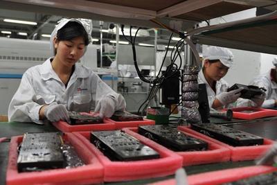 """和硕否认""""血汗工厂""""指控:95%工人未超60小时"""