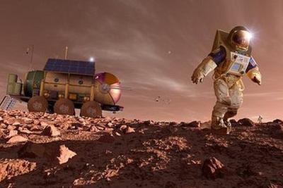 """模拟火星生活任务完成 6位科学家""""重返地球"""""""