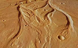 古代火星可能是个湿润世界
