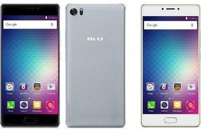 BLU Pure XR发布:支持压感/很像金立S8