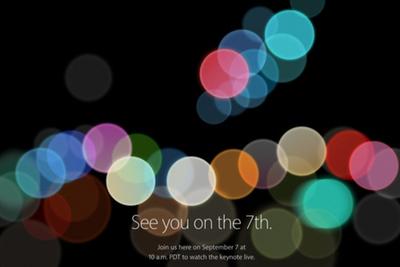 iPhone 7发布会邀请函解密:原来暗含这些信息?