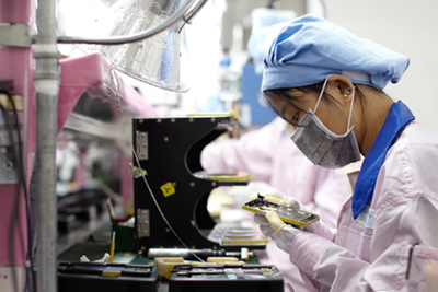 美媒:苹果中国代工厂工人度日艰难 苹果应负主责