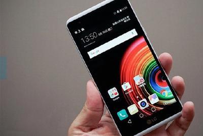 LG X POWER正式发布:续航能力强