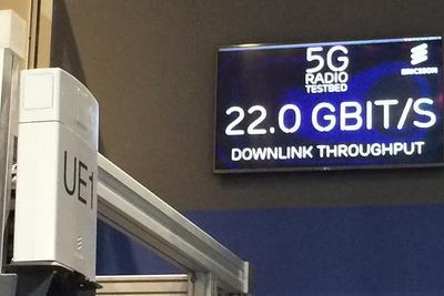 5G已经不远:爱立信将于2017年开始交付5G组件
