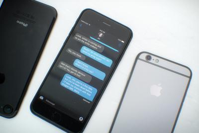 """iPhone 7会增加一种新配色 但不是海军蓝 而是""""高端黑"""""""