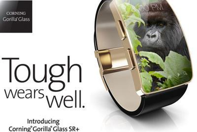 康宁大猩猩推出新玻璃SR+ 有可能出现在Apple Watch 2上