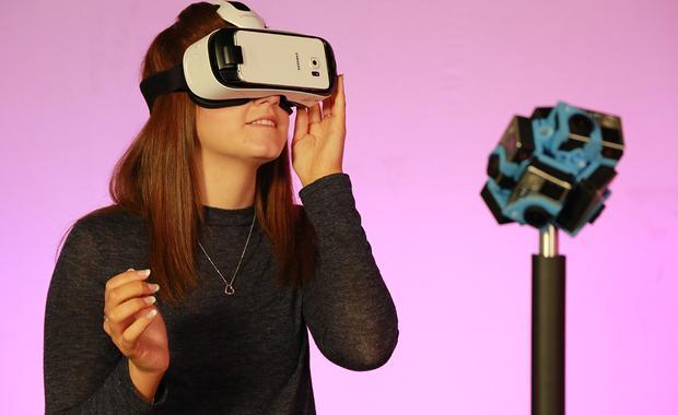 VR拯救3D音效:专注欺骗大脑一百年