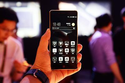 nubiaZ11黑金版发布:这也许是市面上第一款皇帝版手机