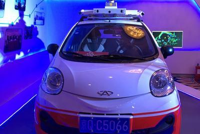 王劲:百度无人车获上路牌照 雷达成本将从50万降至3000元