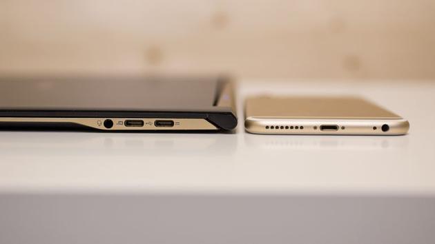 与iPhone厚度对比