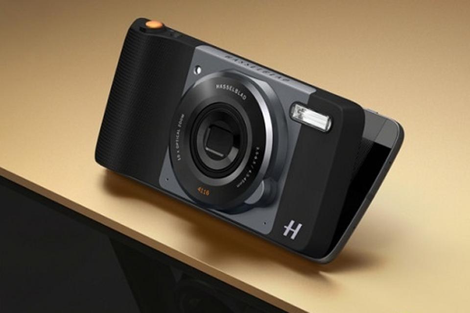 徕卡算什么?Moto正式发布哈苏相机模块